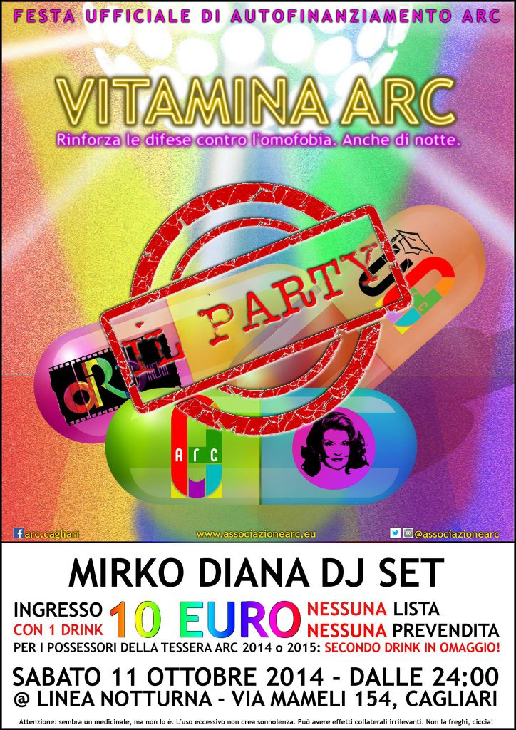 #vitaminarc_ilparty