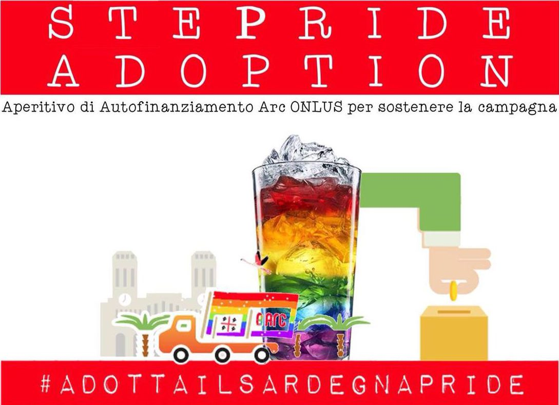Sabato 7 maggio… stePRIDE adoption!